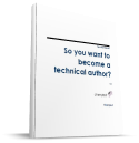 be a technical author box shot