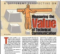 Article on value of technical communication