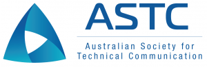 Logo for Australian Society for Technical Communication