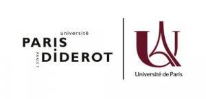 University of Paris Diderot logo